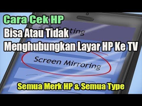 Daftar HP SAMSUNG Yang Dapat Menghubungkan Layar ke TV Dengan Kabel - Dalam video ini saya akan memb.