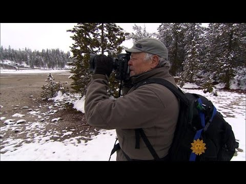 Living through winter at Yellowstone National Park