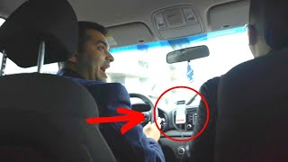 TIPPING UBER DRIVERS $5,000 (Part 1)