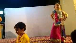 madhuban mein jo kanhaiya kisi gopi se mile by Smita Shah