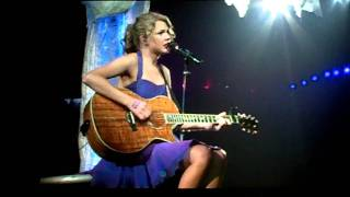 Taylor Swift covering Alan Jackson s Where Were You in Vancouver on Sept 11, 2011