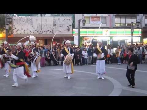 Mémé fait du sport à Seoul - Partie 1