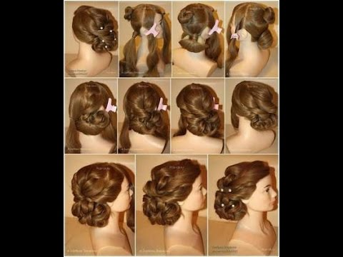 Bridal Juda Hair Style Youtube