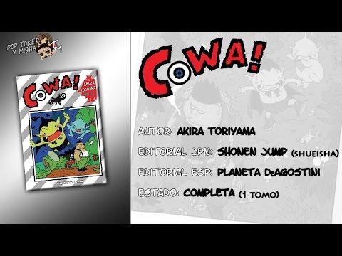 Reseña del Manga: Cowa! (Akira Toriyama)