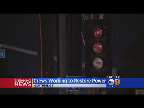 Hot Weather Blamed For Power Outages In The Valley