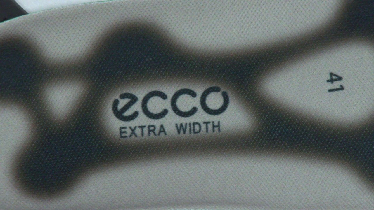 deft design brand quality fast color ECCO- Extra Width in Golf Shoes