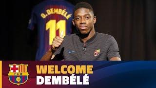 EXCLUSIVE Ousmane Dembl I love the way Bara play