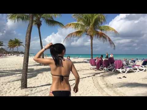 Winter break march 2017 vacation Cuba varadero family concierge paradisus varadero 1/2