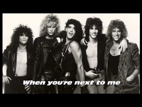 RATT - Body Talk / Instrumental with Lyrics ( Karaoke )