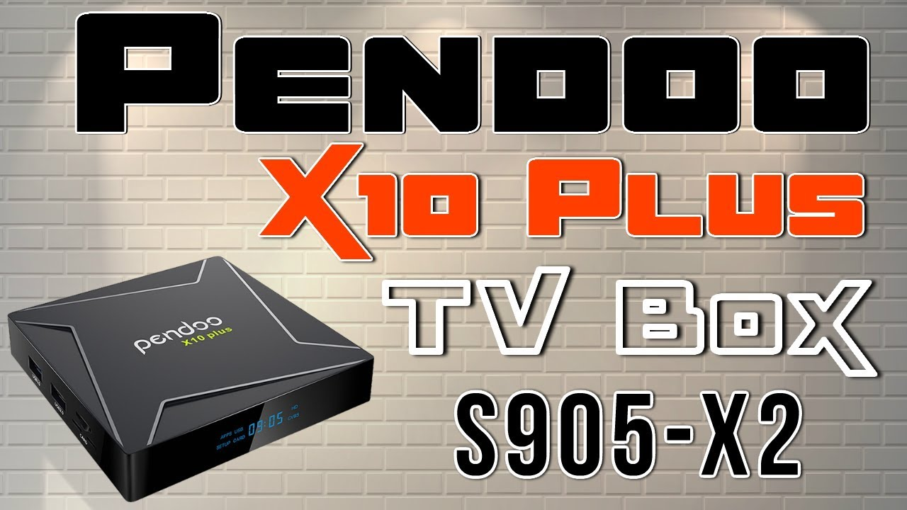 Pendoo TV Box