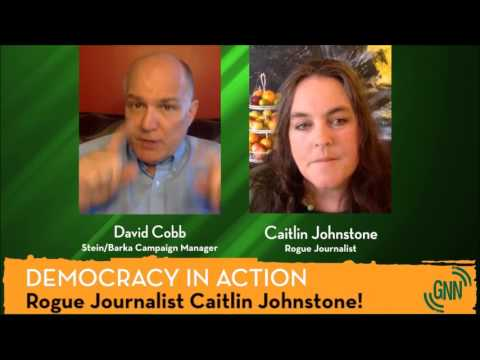 Democracy in Action with David Cobb | 20170522 | Caitlin Johnstone