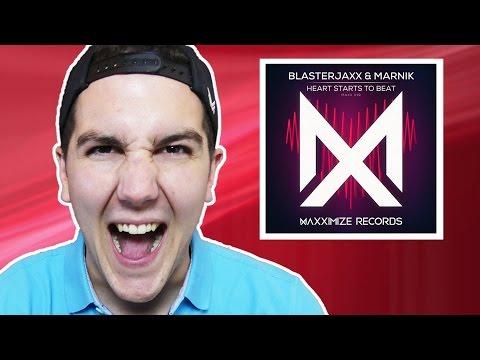 PREMIÈRE ÉCOUTE #7 || Blasterjaxx & Marnik - Heart Starts to Beat