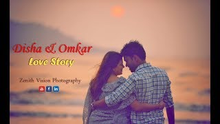 A Pre wedding Shoot | Disha and Omkar |