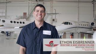 Avionics / A&P Testimonial | Ethon Eisbrenner | Spartan College