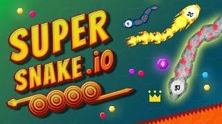 Super Snake.io - Game Trailer (Spil Games)