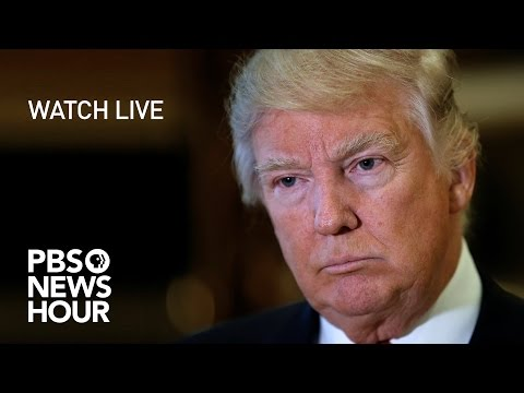 WATCH: Donald Trump's first press conference as president-el