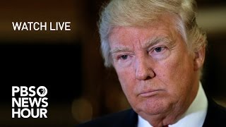 WATCH: Donald Trump's first press conference as president-elect thumbnail