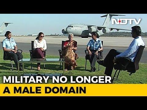 Meet Indian Air Force's Women Heroes