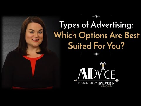Types of Advertising: Which Options Are Best Suited For You?