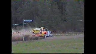 WRC Rally Finland 1999 SS11 Sahalahti