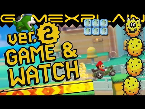 New Enemies & More?! 2.0 Update Tour in Super Mario Maker 2 (+ All 5 Themes!)