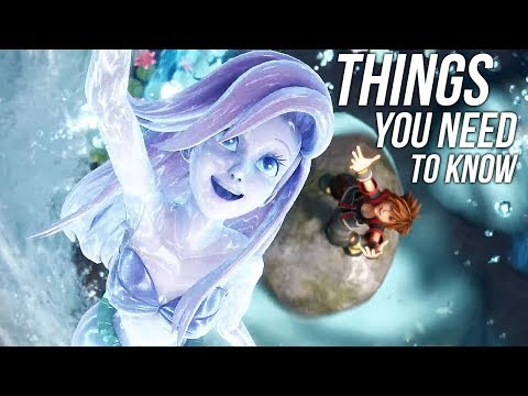 Kingdom Hearts 3: 10 Things You NEED TO KNOW