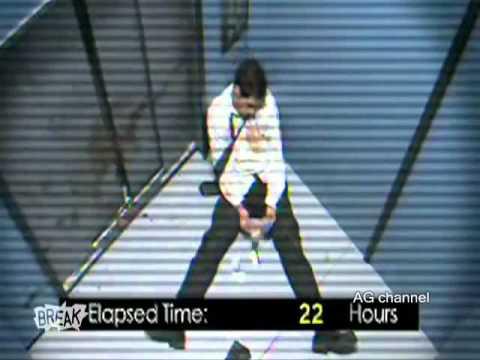 Застрять в лифте на 2 дня с диареей.