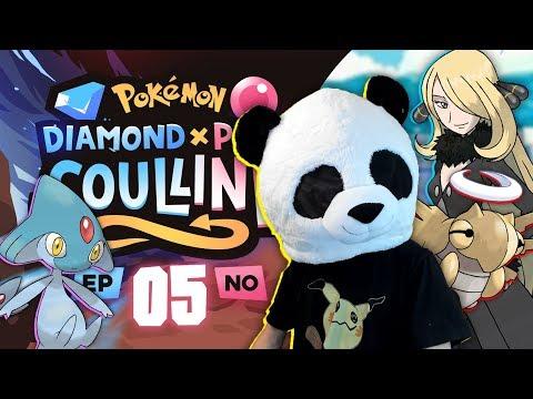 "Pokemon Diamond & Pearl Soul Link Randomized Nuzlocke W/ Astroid EP 05 ""PANDA"" 🐼"