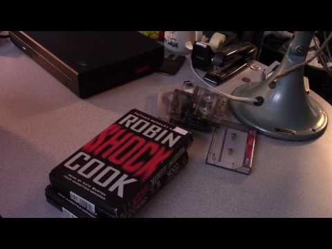 My New Audiobook Obsession and RETRO UNBOXING of a 1995 RCA CASSETTE PLAYER!