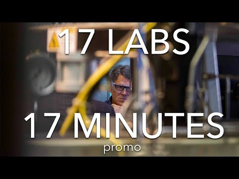 17 Labs in 17 Minutes Promo with Energy Secretary Perry (Direct Current - An Energy.gov Podcast)