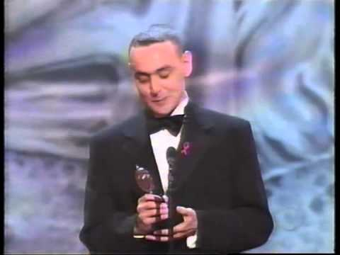 Tom Murphy wins 1998 Tony Award for Best Featured Actor in a Play