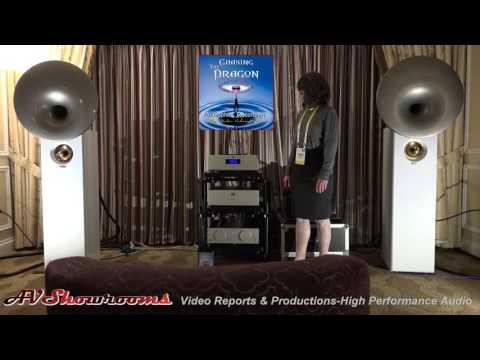 Acapella Audio Arts, Audio Note, Audio Federation, Acapella Cellini loudspeakers, CES