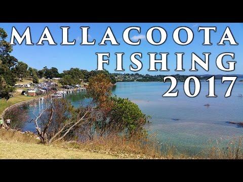 The Mallacoota Victoria Fishing Experience 2017