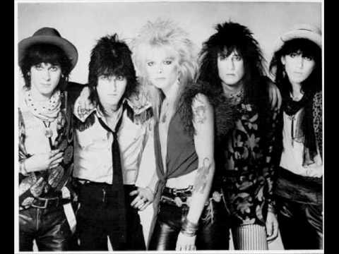 Hanoi Rocks - Dont You Ever Leave Me [Rare Version]