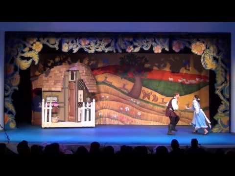 Beauty and the Beast.  Our best small-school production ever!!
