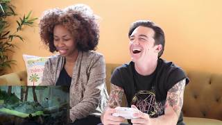 Cuphead with Drake Bell - GloZell xoxo