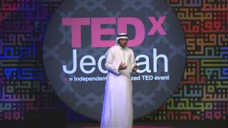 Jeddah Vs London: Yasser Naseef @TEDxJeddah