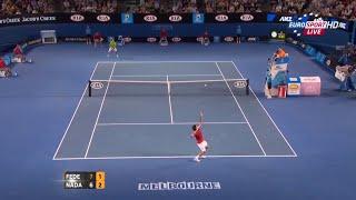 #Nadal #Federer #AustralianOpen #2012