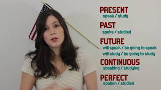 Todos os tempos verbais em Inglês fácil - Entendendo Inglês #3 ( Aula de Inglês )