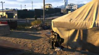 Metal Gear Solid: Ground Zeroes - Gameplay Walkthrough bei Tag auf Playstation 4