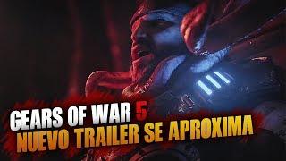 ¿¿NUEVO TRAILER DE GEARS OF WAR 5??