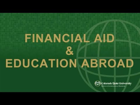 Financial Aid & Education Abroad