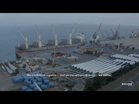 Moorabool Windfarm Project by Bolloré Logistics Australia