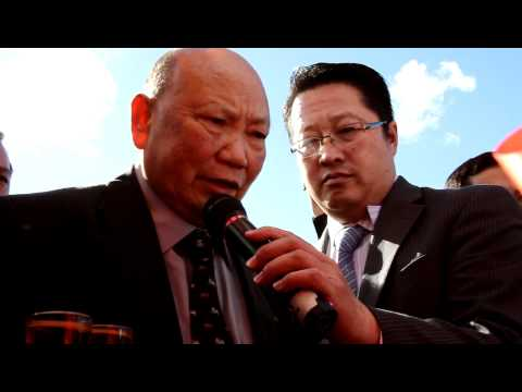 Last speech: General Vang Pao welcomes 2011 at Hmong Int