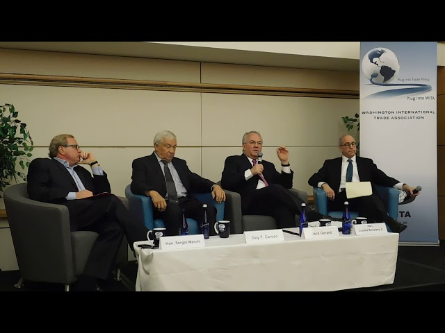 12/7/17 - WITA NAFTA Series: Energy and the NAFTA - Part 3