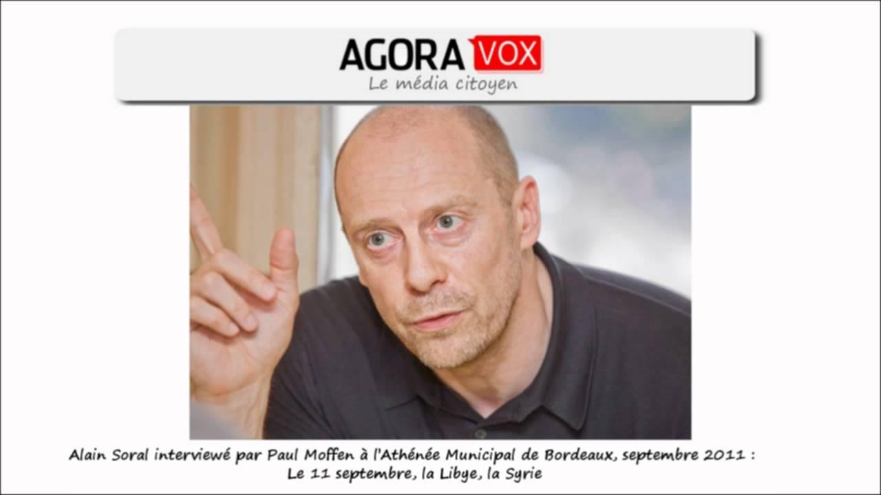 Download Alain Soral : Le 11 septembre, la Libye, la Syrie (Interview par Paul Moffen - sept 2011)