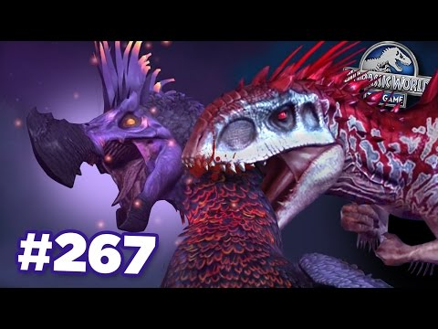 DEATH DODO DEFEATED! || Jurassic World - The Game - Ep267 HD