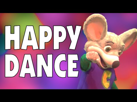 Happy Dance 2016 - Chuck E. Cheese's