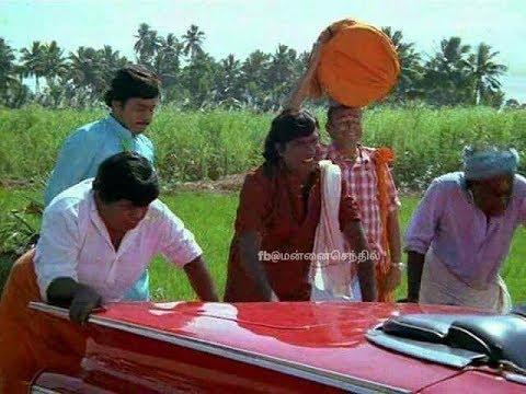 Karakattakaran Comedy Scenes FULL HD | Goundamani Senthil Comedy