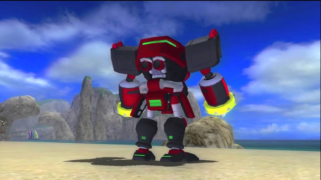 Sonic The Hedgehog 2006: Cutscenes (Shadow Part 4) [HD